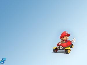 安卓8 高清 Kart Mario 马里奥 赛车手机壁纸