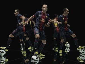 安卓世界杯 明星 伊涅斯塔 Andres Iniesta 高清手机壁纸