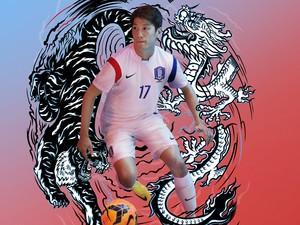 安卓队 韩国 世界杯 2014手机壁纸
