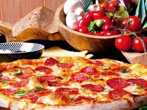安卓美味 披萨 PIAZZA 高清手机壁纸