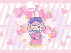安卓系列 风 少女 甜甜 Lapin手机壁纸