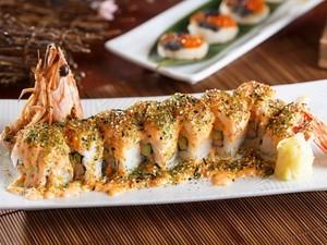安卓寿司 美食 高清手机壁纸