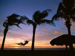 安卓风景 高清 海滩 岛屿 热带手机壁纸