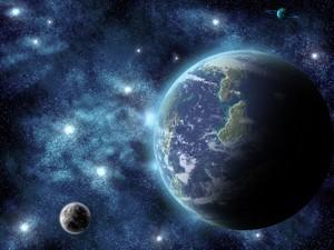安卓设计 高清 行星 精美 外太空手机壁纸