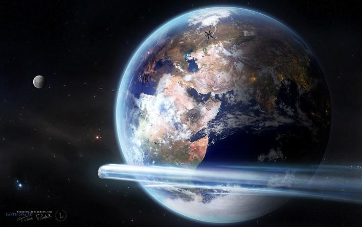 安卓地球 行星 高清手機壁紙