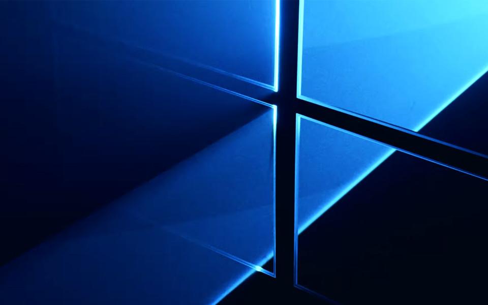 电脑壁纸 苹果壁纸 微软windows 10 hero待机壁纸下载