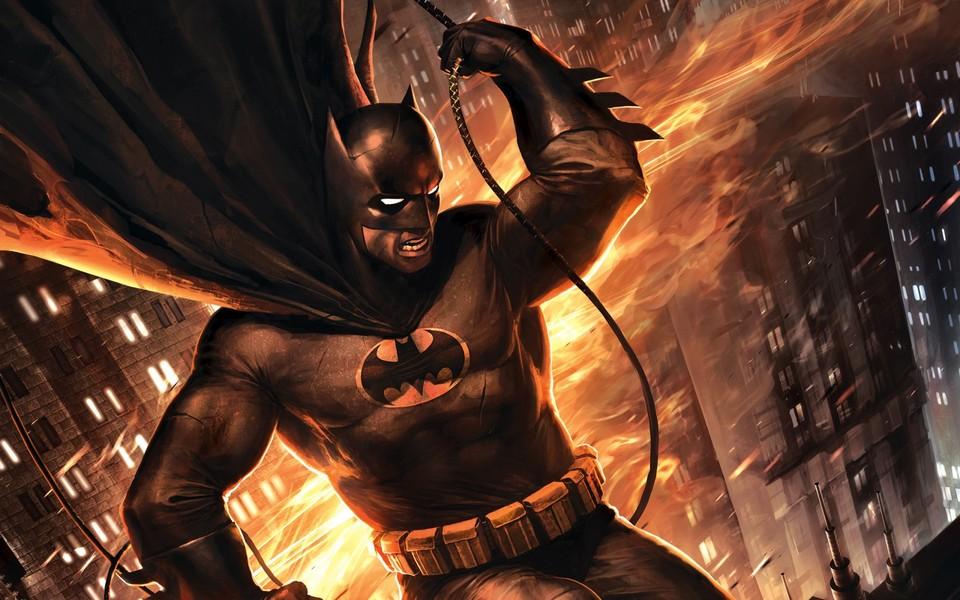 蝙蝠侠经典桌面壁纸 第11页-zol桌面壁纸