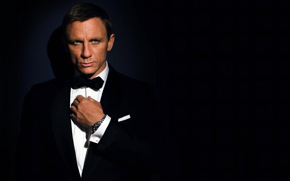 電腦壁紙 007壁紙 歷代詹姆斯邦德角色桌面壁紙 下載