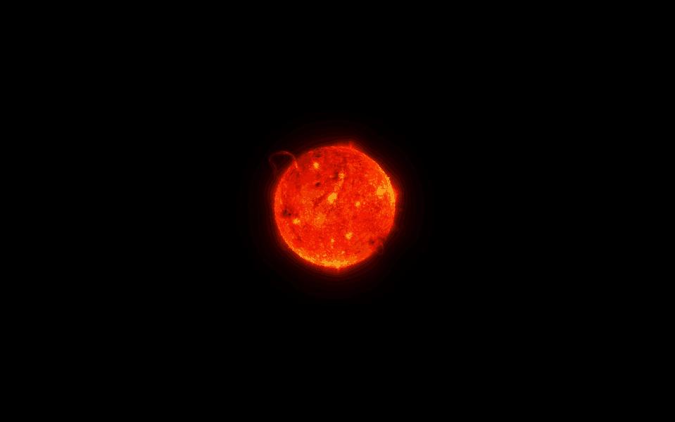 太阳系星体桌面壁纸