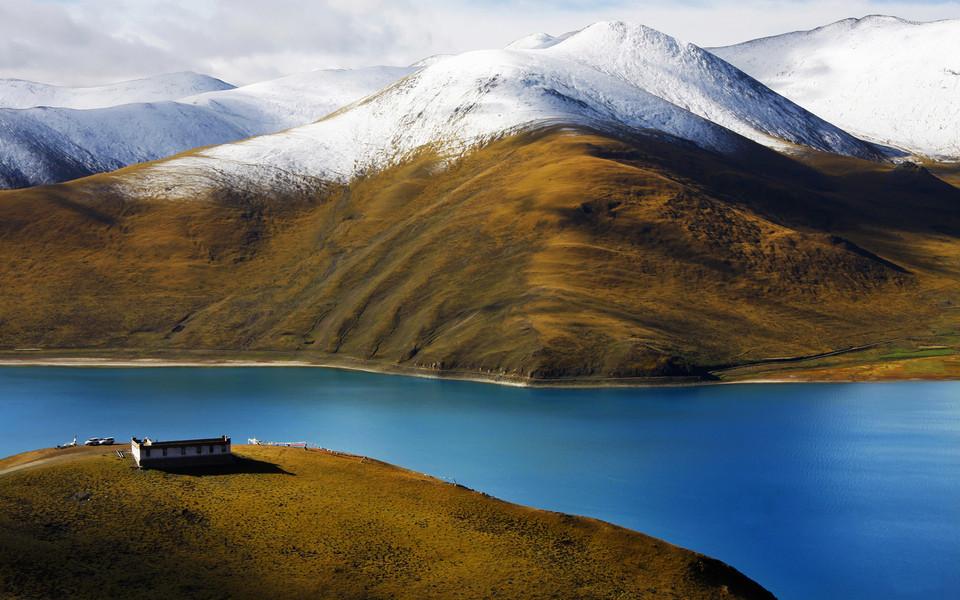 自然风景壁纸 西藏美丽风光高清桌面壁纸下载   (12/14) 小箭头图标亲