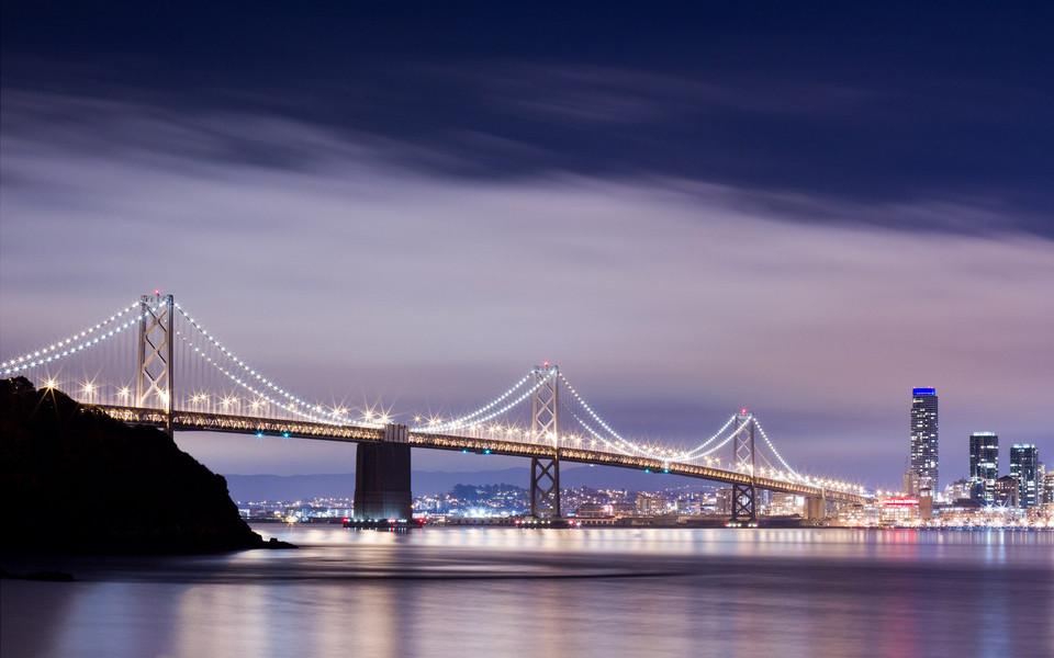 金门大桥高清壁纸合集