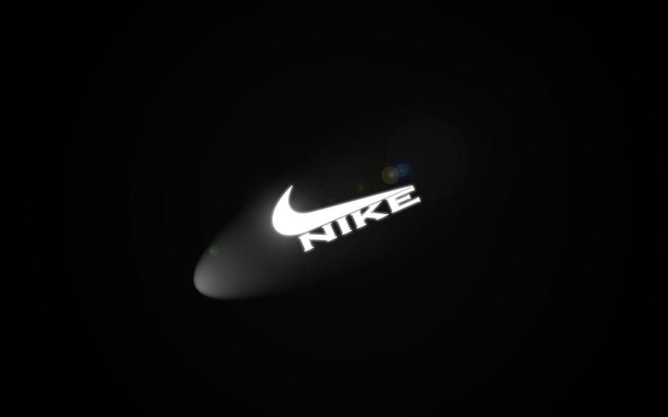 耐克标志精美电脑桌面壁纸