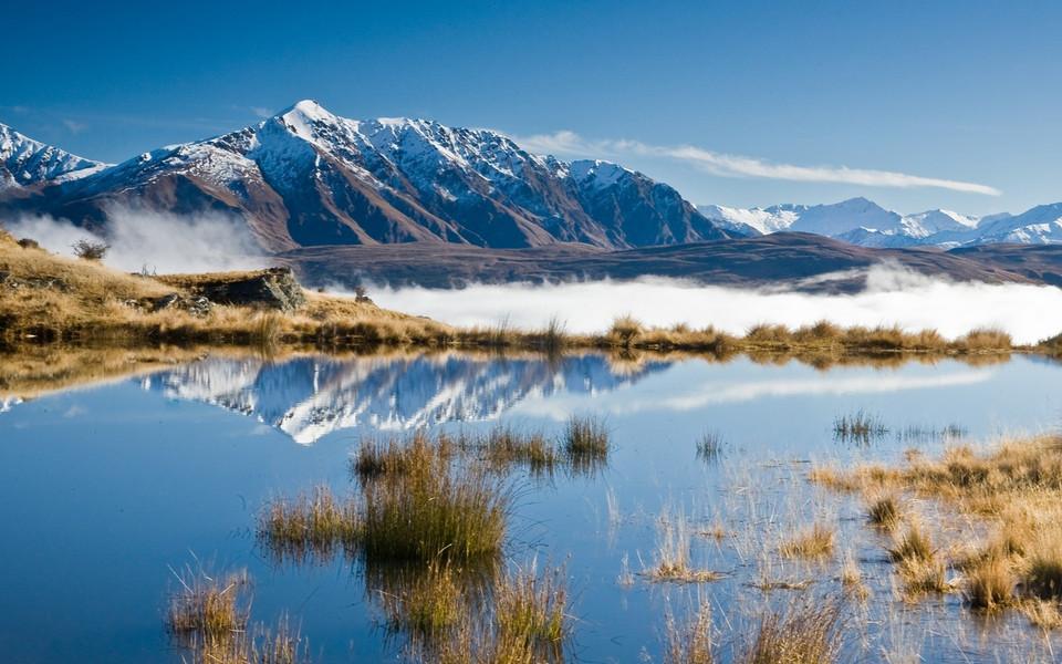 电脑壁纸 自然风景壁纸 新西兰风景桌面壁纸下载