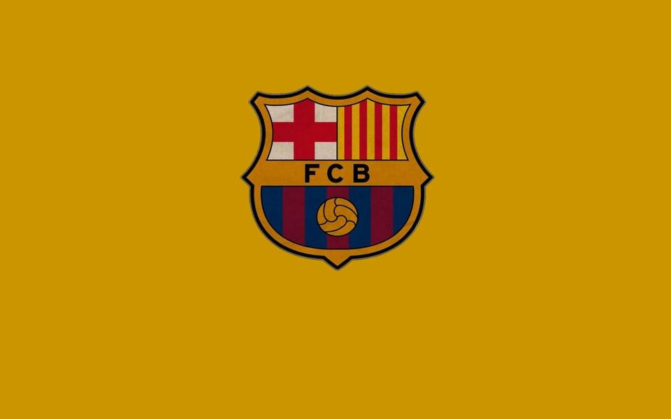 巴萨壁纸 巴塞罗那barcelona球队logo壁纸下载   (8/11) 小箭头图标亲