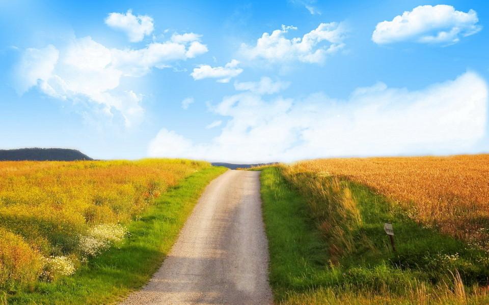 自然风景壁纸 高清护眼风景桌面壁纸下载   (10/15) 小箭头图标亲~快