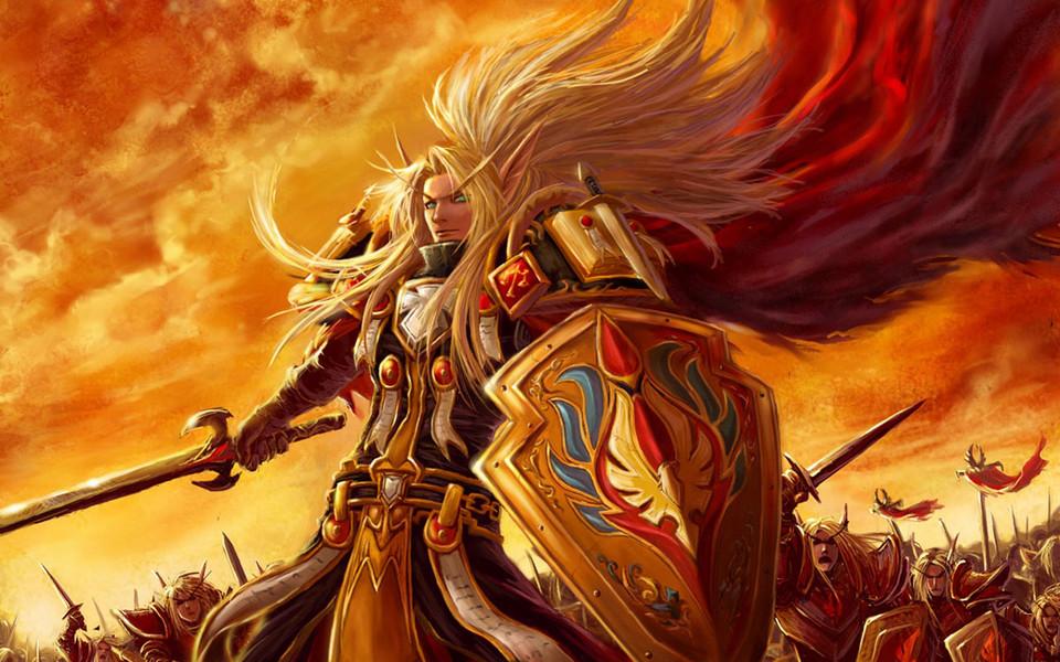 《炉石传说:魔兽英雄传》高清壁纸