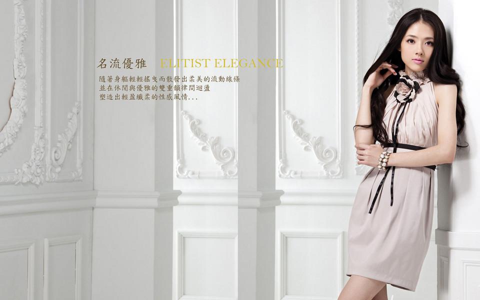 台湾美女郭碧婷电脑壁纸