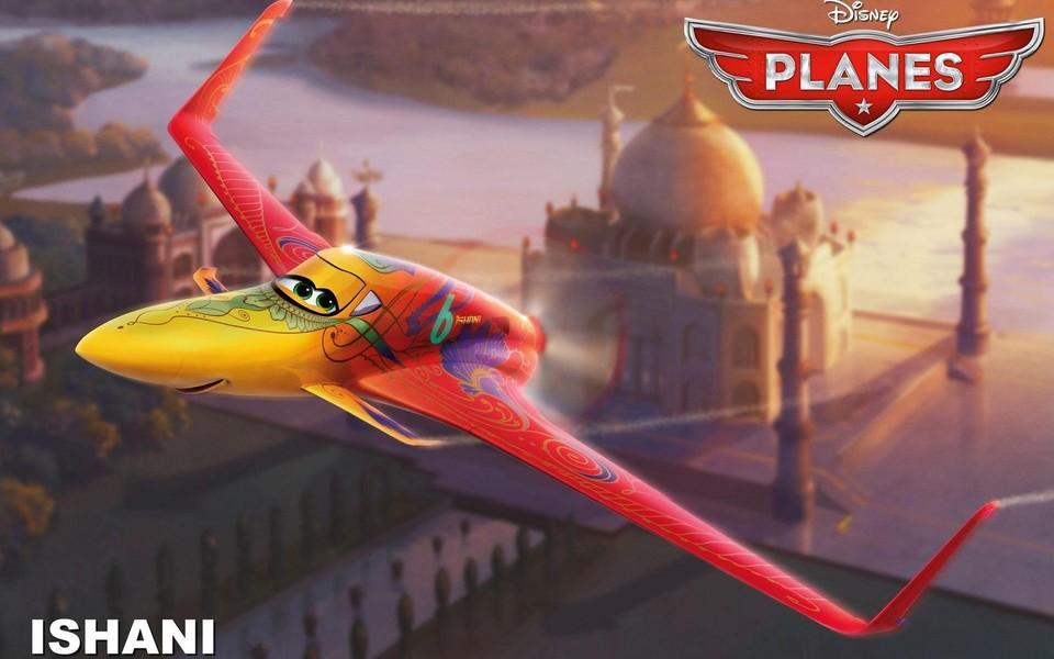 动画电影《飞机总动员》桌面壁纸下载