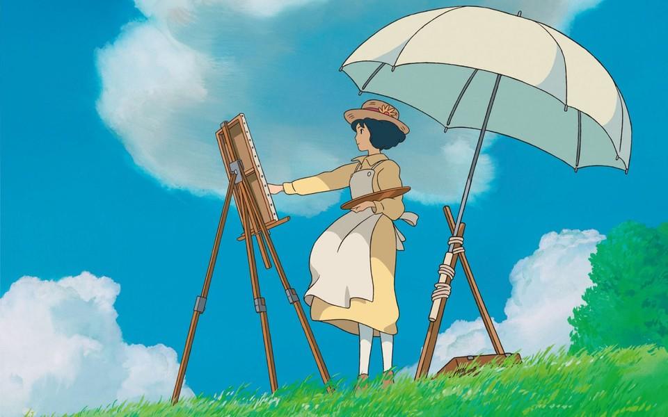 宫崎骏唯美动漫场景:《宫崎骏唯美动漫壁纸》