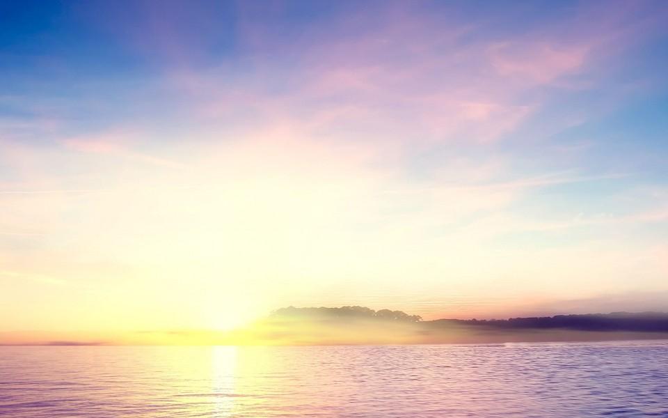 电脑壁纸 海滩壁纸 海岸美景高清壁纸桌面下载