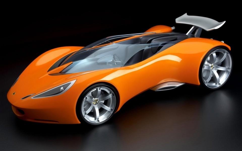 未来科技概念汽车壁纸