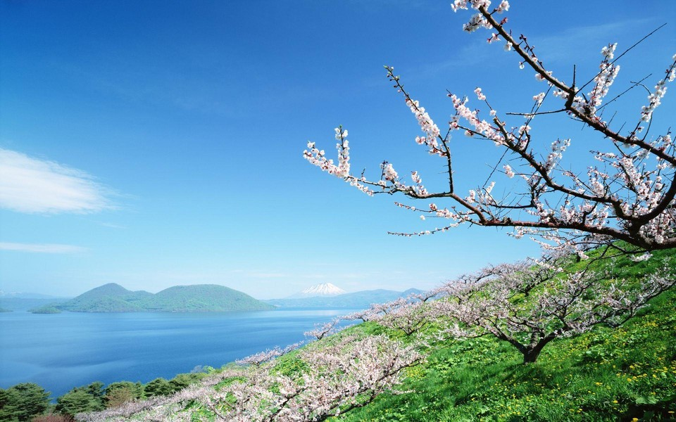 北海道旅游高清壁纸桌面