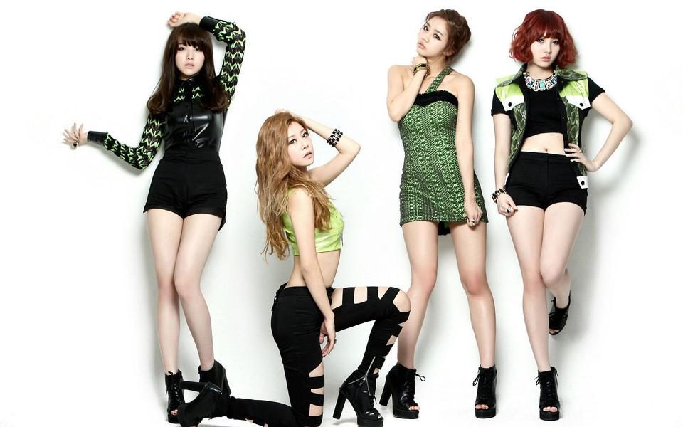 韩国女子组合girls day壁纸下载