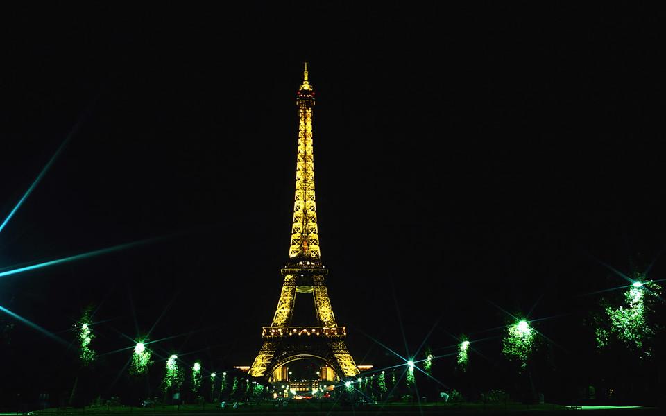 电脑壁纸 城镇壁纸 巴黎城市风光桌面壁纸下载   壁纸下载: 1280x1024