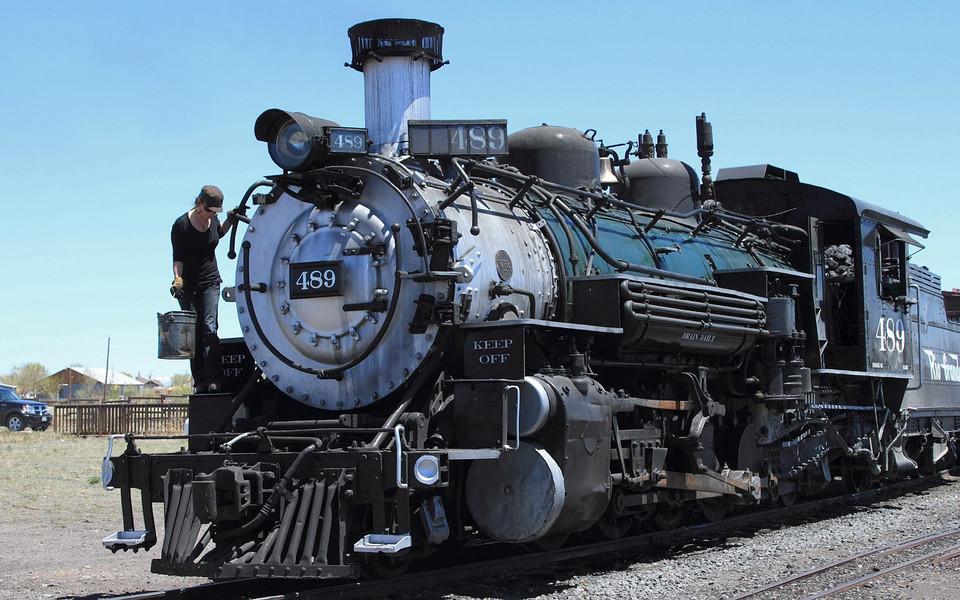 蒸汽火车经典壁纸桌面