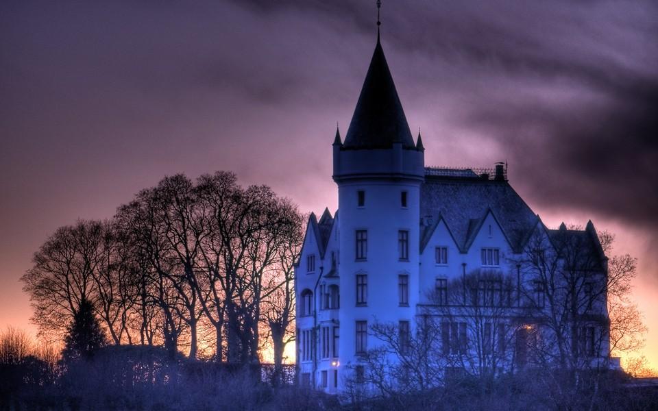 欧洲古典建筑风景壁纸