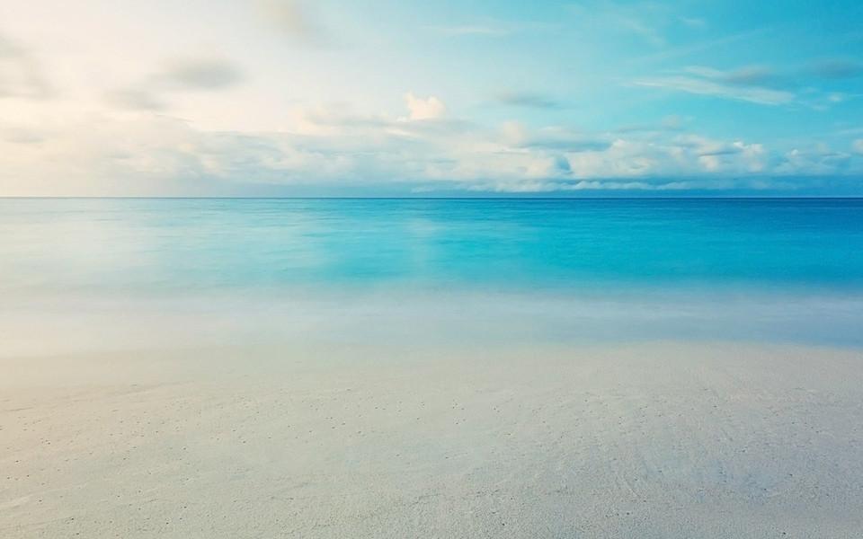 电脑壁纸 自然风景壁纸 毛里求斯唯美海景壁纸下载