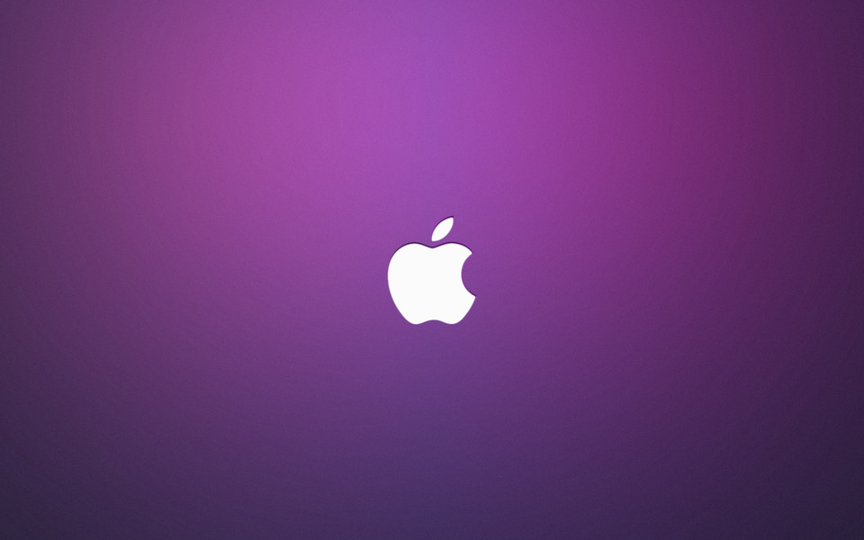 电脑壁纸 品牌壁纸 苹果logo桌面壁纸下载图片