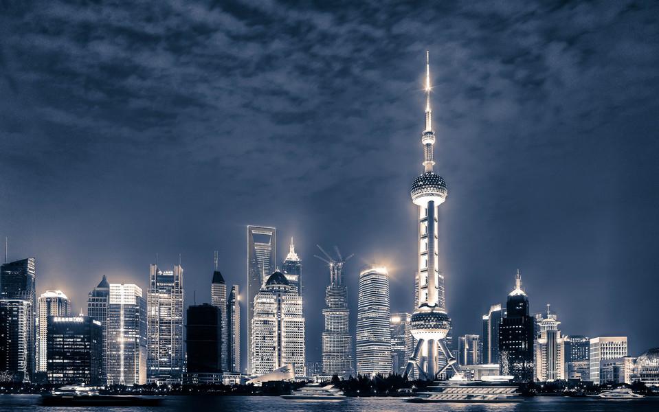 魅力中国城市壁纸