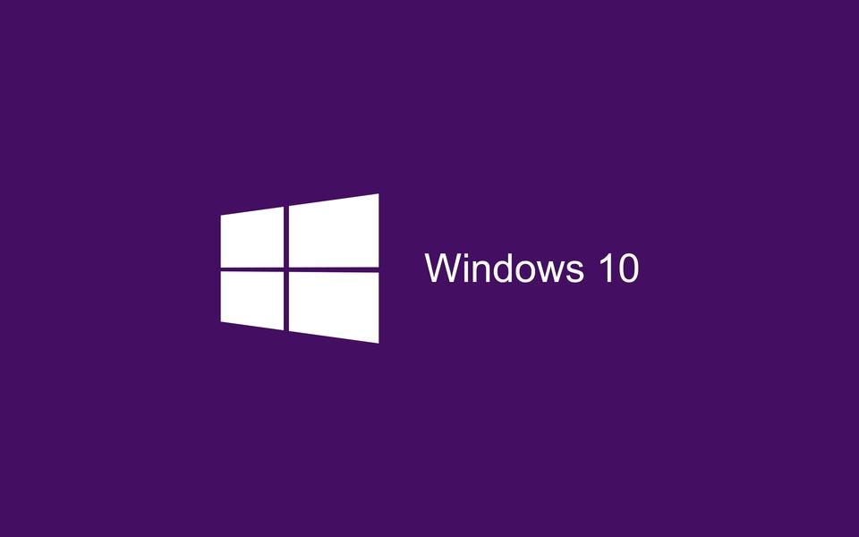 超清Windows 10主题壁纸图片
