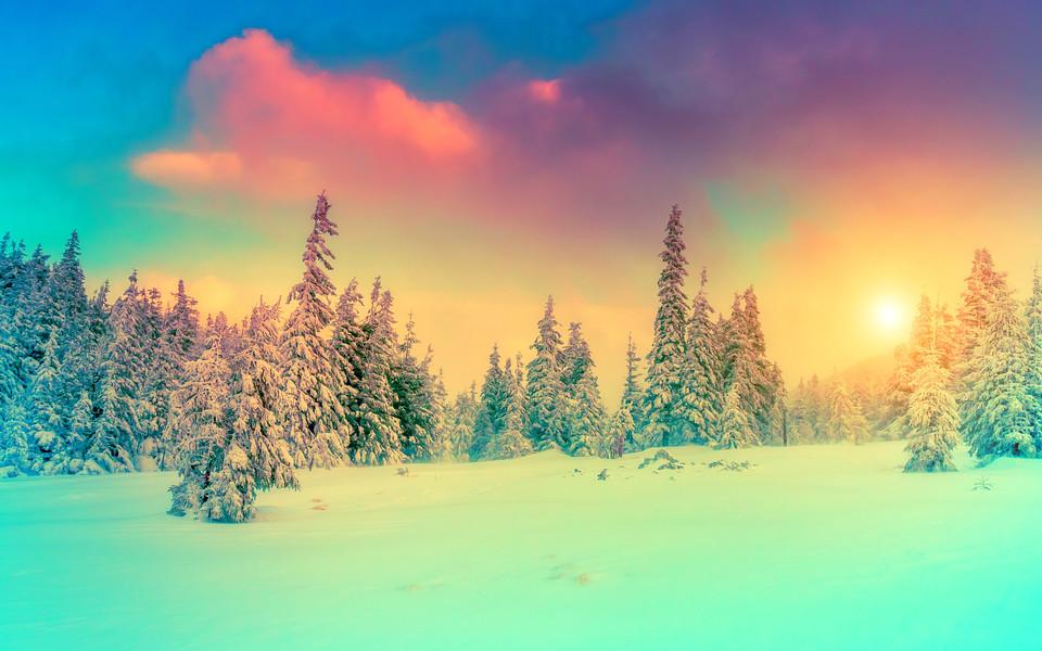 笔记本壁纸 唯美意境壁纸 唯美雪景桌面壁纸下载   (3/11) 小箭头图标