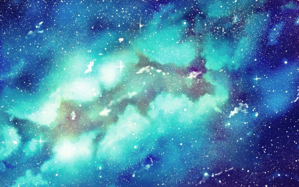 电脑壁纸 星空壁纸 高清宇宙星空桌面壁纸下载