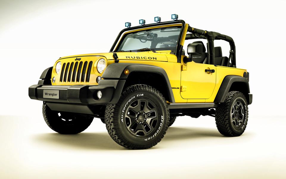 改装吉普牧马人jeep壁纸