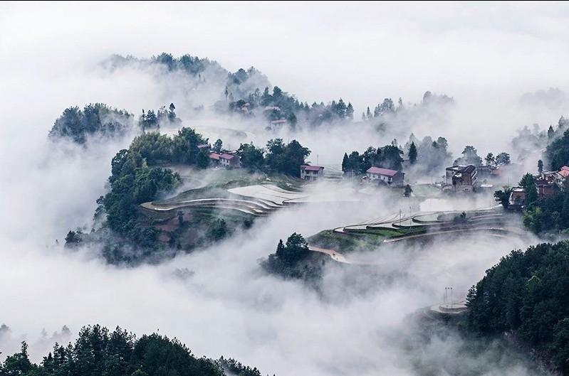 中国十大最美风景图片